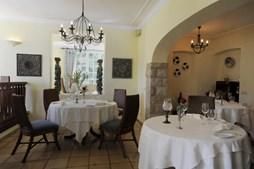 Restaurante São Gabriel, no Algarve