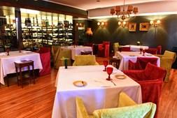 Restaurante Casa da Calçada, em Amarante
