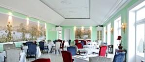 O restaurante The Yeatman, no Porto, foi promovido à categoria de duas estrelas. Obra do chefe Ricardo Costa