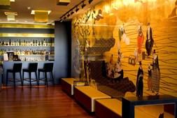 Restaurante Feitoria, em Lisboa