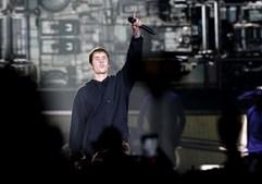 Justin Bieber deu concerto no Meo Arena, em Lisboa
