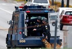 Atirador dispara na universidade de Ohio