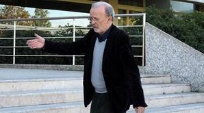 Victor  Espadinha, que assume a agressão, esteve esta segunda-feira no Tribunal de Cascais