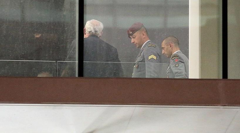 Sete militares do caso dos Comandos saem em liberdade - Portugal ... 4fa0879e542
