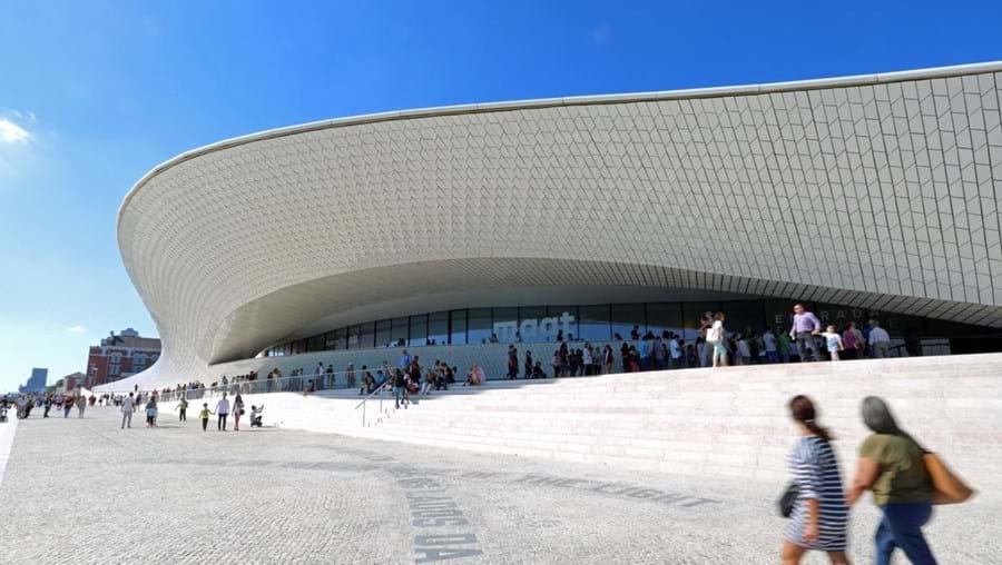 Museu MAAT, em Lisboa