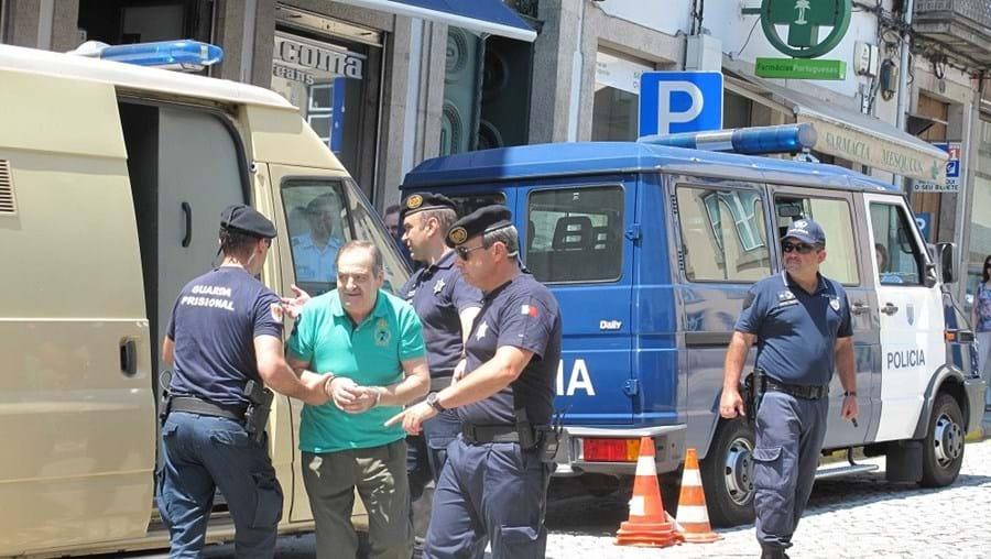 Suspeito está preso por matar um empresário a tiro em Montalegre