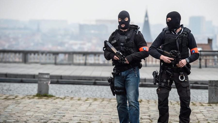 Investigadores belgas identificaram 'jihadista'