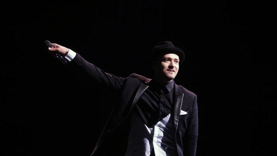Justin Timberlake é um dos músicos confirmados