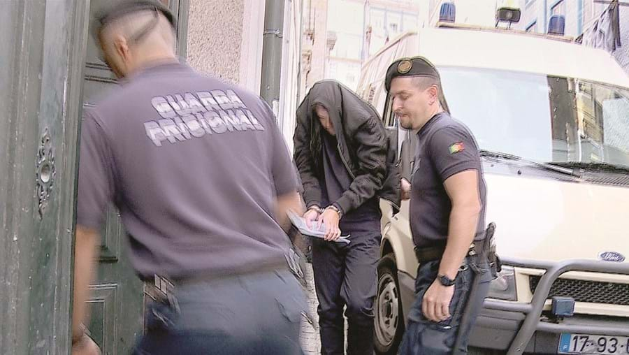 Bruno Assembleia está a ser julgado no Tribunal de S. João Novo por tentativa de homicídio e violência doméstica