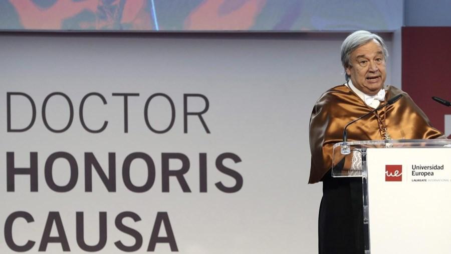 O próximo secretário-geral das Nações Unidas, António Guterres