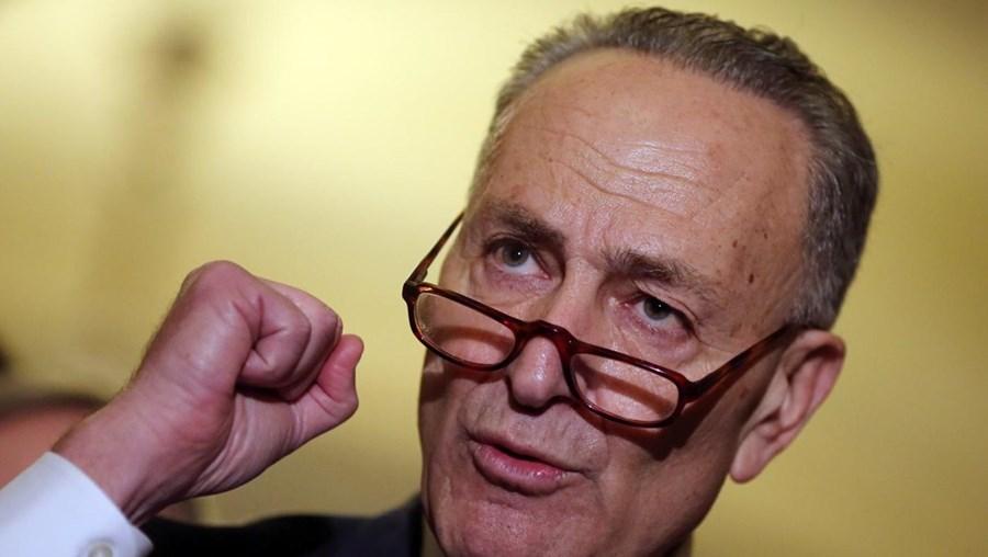 Chuck Schumer é senador de Nova Iorque