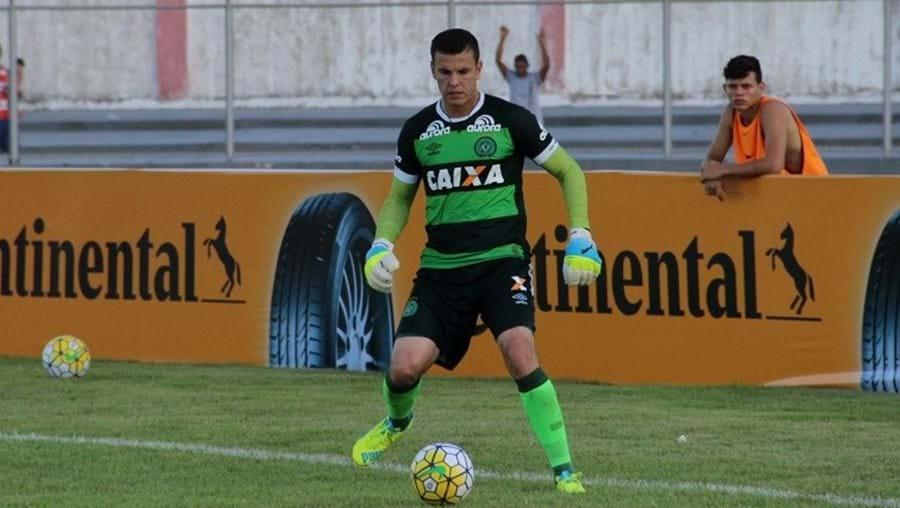 Guardião trocou o Sporting pela Chapecoense