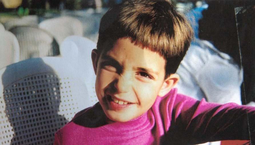 Joana tinha oito anos. O corpo  nunca foi encontrado