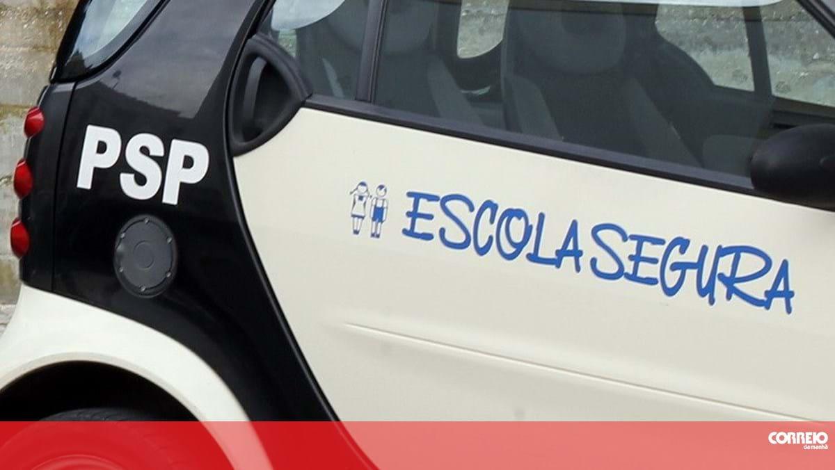 Pais fecham escola em Queluz após agressões a funcionário - Correio da Manhã