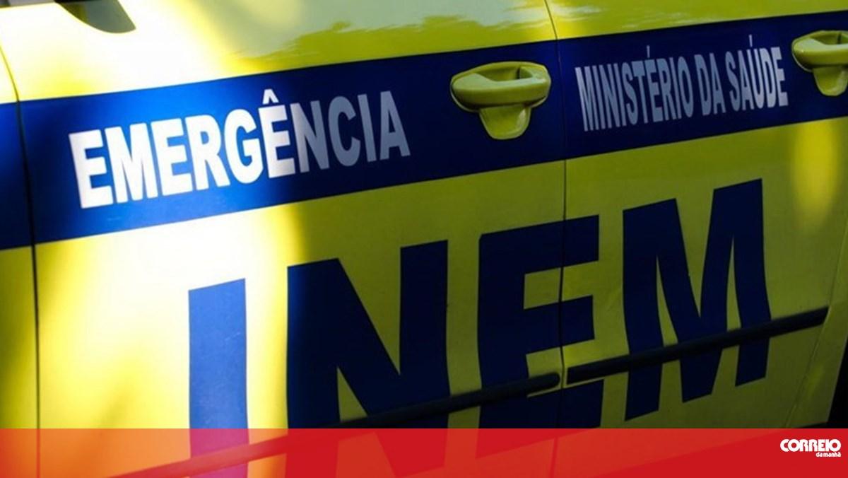 Bebé de 16 meses morre em despiste em Ponta Delgada - Correio da Manhã