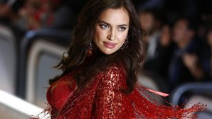Irina Shayk revela sexo e nome de bebé