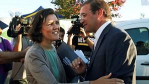 PSD e CDS reúnem-se para avaliar Lisboa