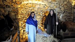 Presépio Vivo de Priscos abre com bênção do Papa