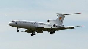 Erro do piloto ou falha técnica na origem do acidente com avião militar russo