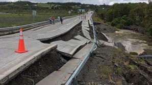 Sismo de magnitude 7,6 atinge Chile