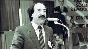 Morreu ex-deputado do PSD Silva Marques