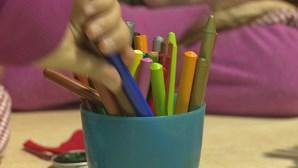Adoção de crianças diminui 11 por cento