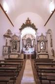 A Igreja de Santo António fica junto ao atual Hotel Convento de Alter