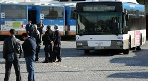 Autocarro da STCP