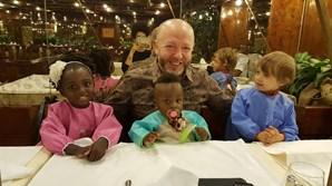 Beauté e os filhos