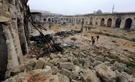 Combates, Síria, Alepo, morte, guerras