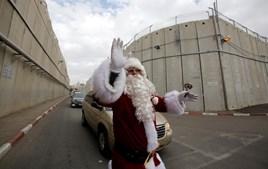 Celebrações natalícias em Israel