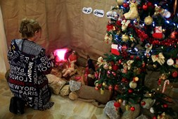 Natal no Iraque