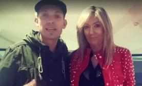 Sérgio Henriques, de 26 anos, também é cantor e é o novo namorado de Maria Leal.