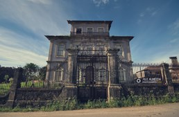 As imagens da desolação do abandono, captadas pelo fotógrafo português