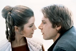 Carrie Fisher, a eterna Princesa Leia da Guerra das Estrelas, morreu aos 60 anos
