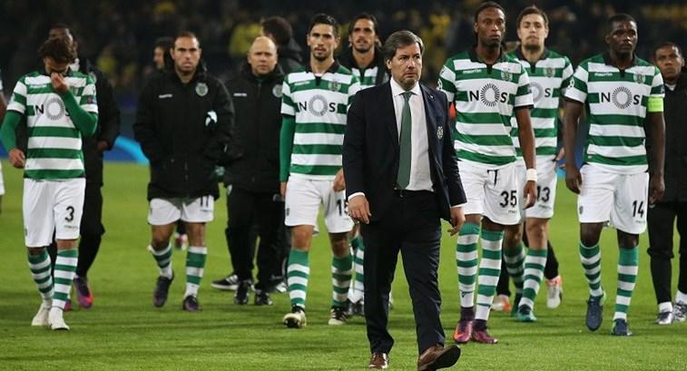 Sporting vence Belenenses nos descontos - Futebol - Correio da Manhã 81de65ad0f343