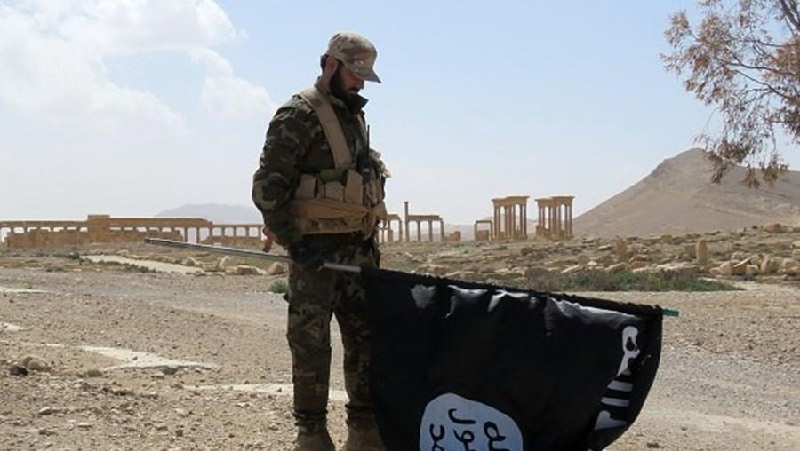 Membro do grupo extremista Daesh
