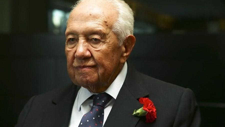 Mário Soares, antigo Presidente da República