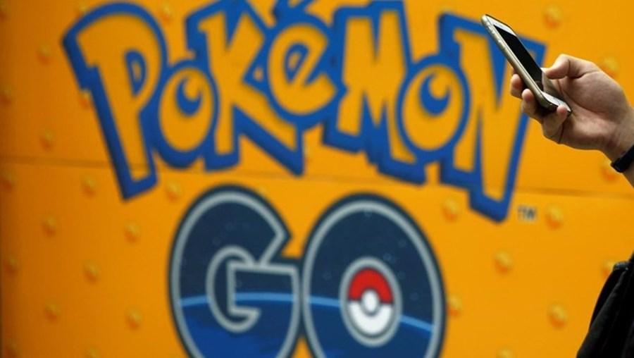 O famoso jogo para smartphone Pokémon Go