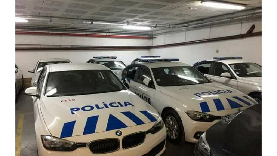 Vinte automóveis, de marca BMW, serão distribuídos por todo o dispositivo da PSP e têm como destino o patrulhamento