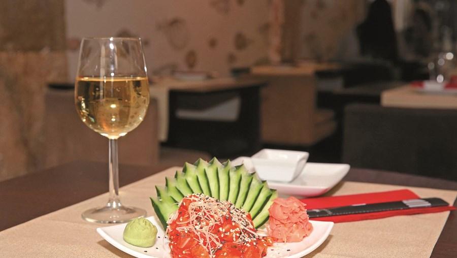 kimuchi de salmão