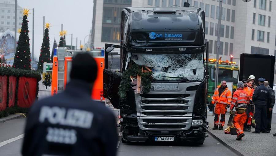 Massacre em feira de Natal, em Berlim