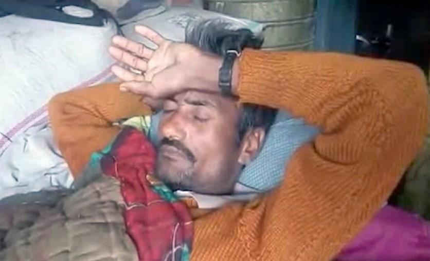 Ghasi Ram diz que 'estava frustrado'