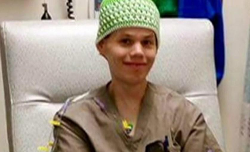 Josh luta há cerca de um ano contra um cancro no cólon