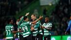 Sporting vence Feirense por 2-1