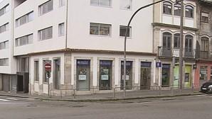 Assaltou banco no centro do Porto com bomba de ar