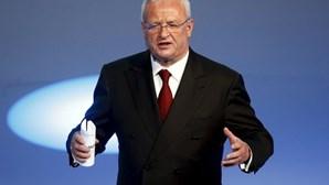Ex-presidente da Volkswagen com pensão diária de 3 100 euros