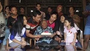 Homem mais velho do mundo fez 146 anos