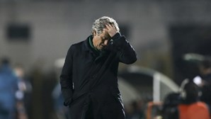 Sporting eliminado da Taça da Liga