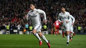 Real Madrid derrota Sevilha na Taça do Rei